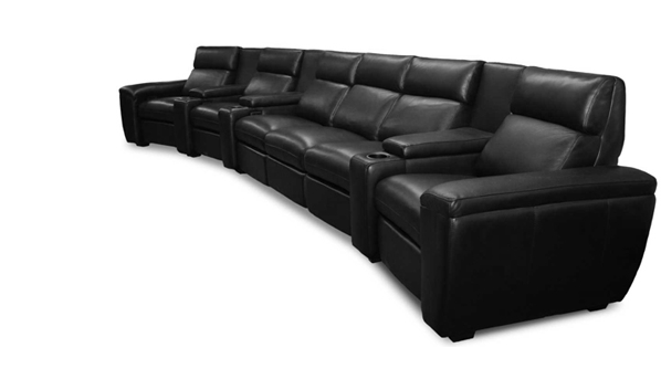 theater sofas 5 tips to select the best home theater. Black Bedroom Furniture Sets. Home Design Ideas