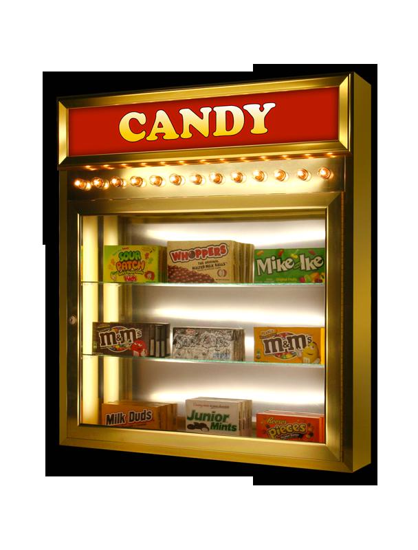 headliner candy case