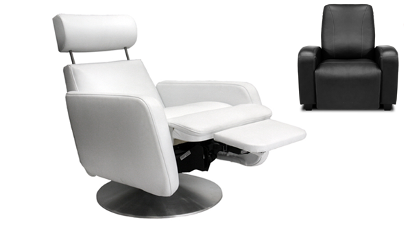 Gentil Media Room Chairs