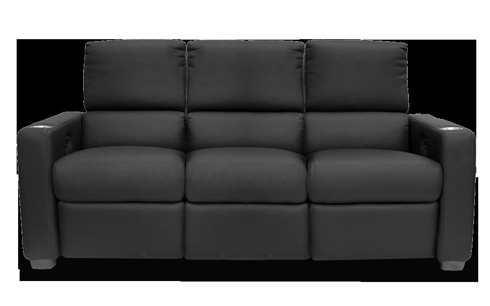 penthouse reclining sofa