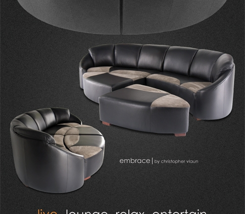 As seen in CE Pro December 2011 Edition, Embrace - Two Tone