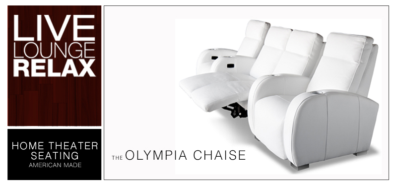 olympia chaise lounger