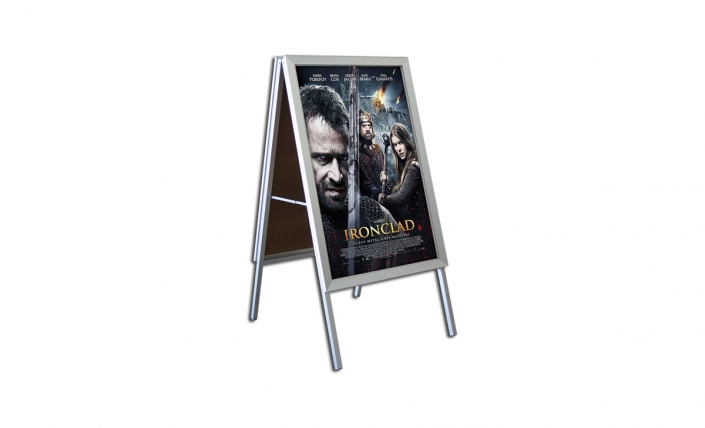 a frame freestanding frame
