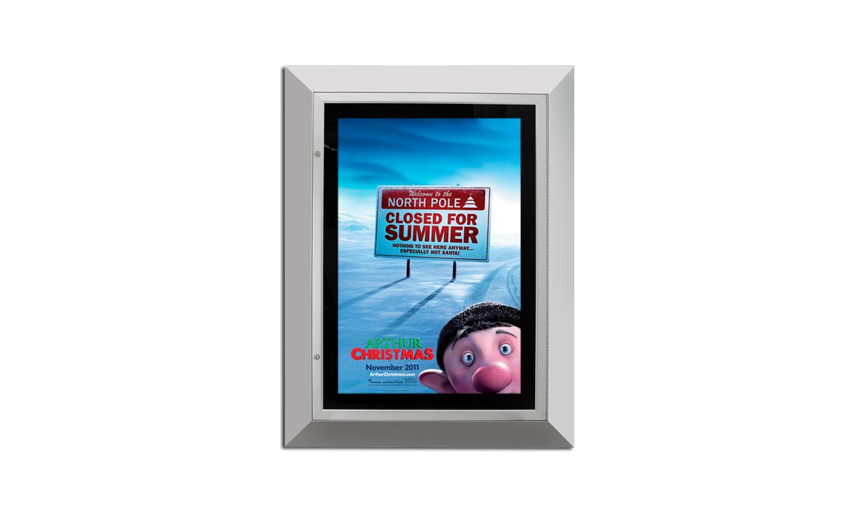 angular series poster case