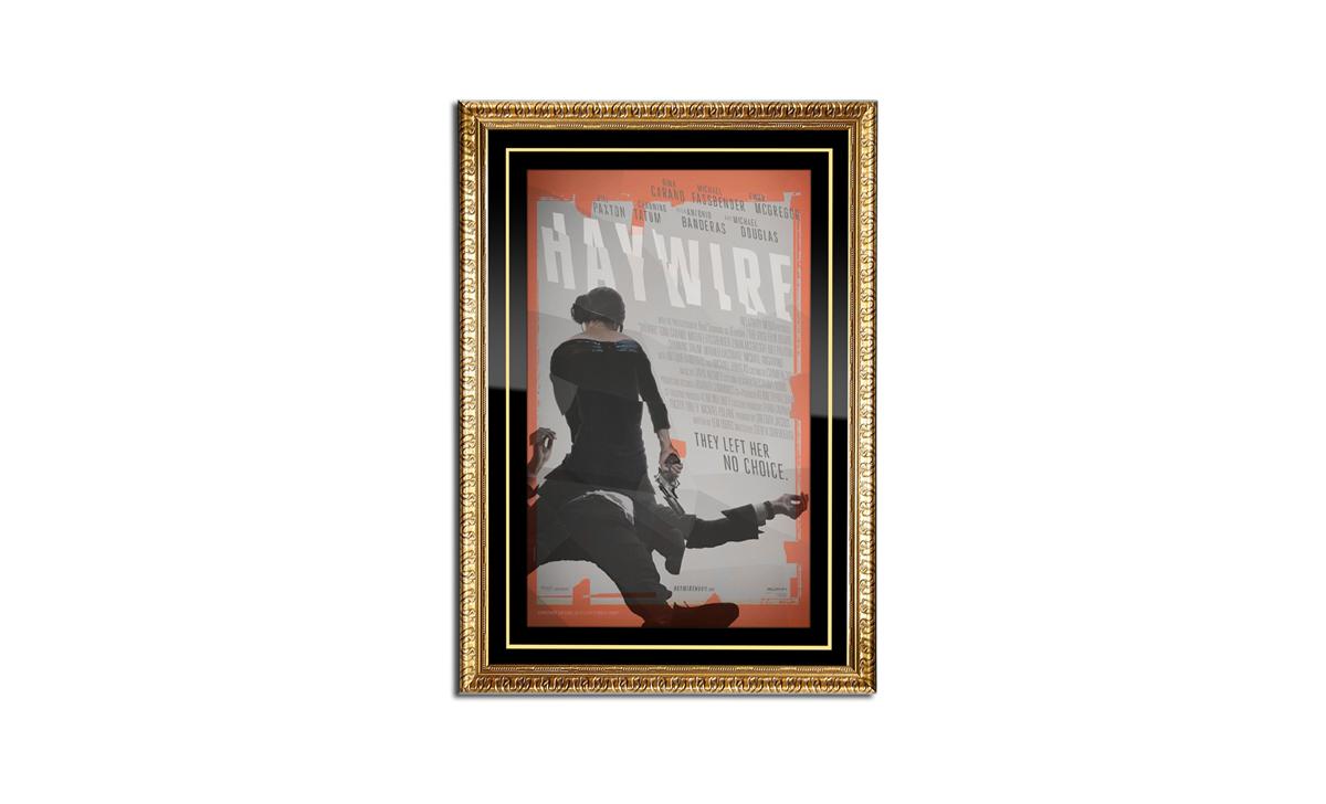 artistic poster frame