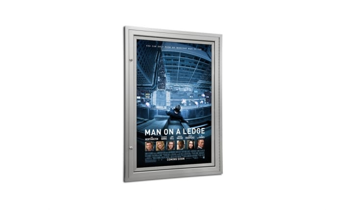 gd outdoor poster frame