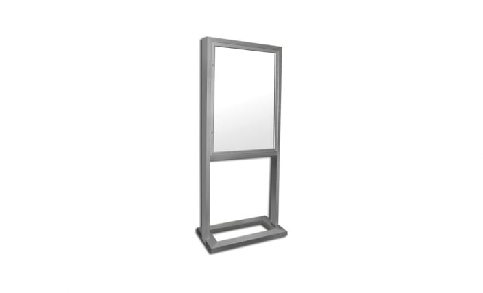pilaster series freestanding lightbox