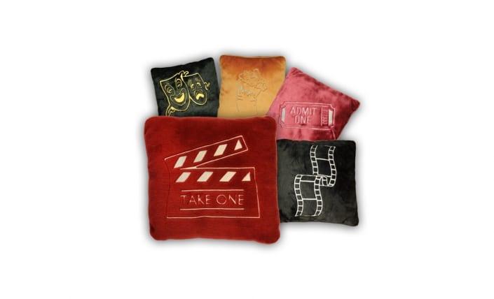 theatrical plush pillows
