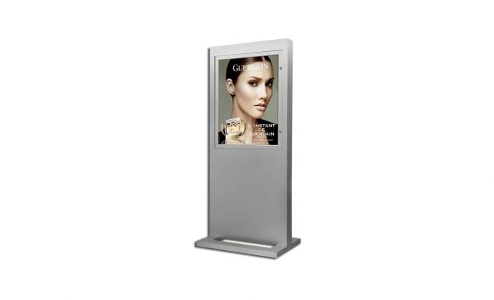 tower series freestanding lightbox