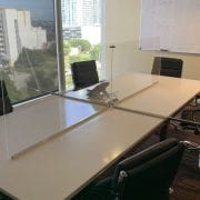 Back Office Protection Panels